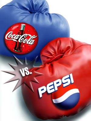 Coke vs Pepsi - Internet Marketing - Online Marketing - Small Business Marketing Toronto