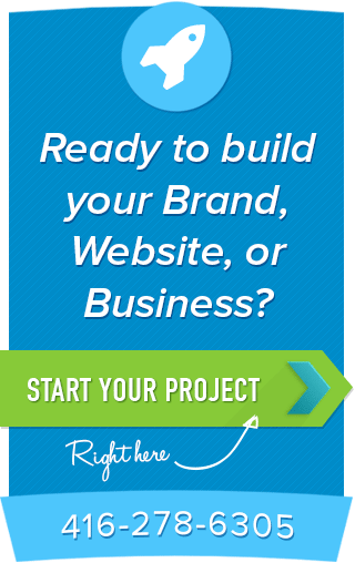 Build your Brand, Website, or Business - Start Today.