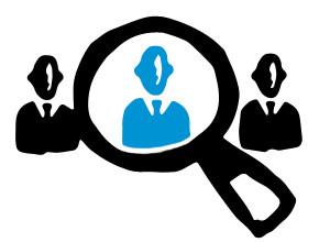 Magnifying Glass - Target Marketing, Target market persona - Marketing and Branding Company Toronto